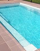 Rete copertura piscine